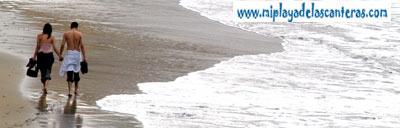 Mis recuerdos de la playa de Las Canteras para el día de San Valentín