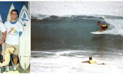 """Historias de surf: Juan Carlos Canino """"Mi secreto es intentar superarme día a día"""""""