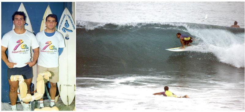 Historias de surf: Juan Carlos Canino «Mi secreto es intentar superarme día a día»