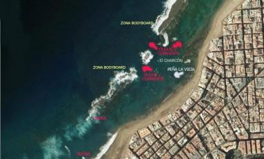 Lo que necesitas saber del oleaje y de las corrientes en Las Canteras: entre la Playa Chica y Punta Brava