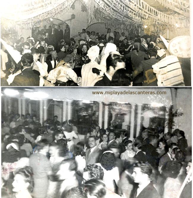 Recuerdos de los bailes del Club Pala. «Los neveras»