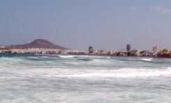 Mi playa de Las Canteras (poema)