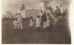 Jordao da Luz Perestrello fotografió Las Canteras y sus gentes en 1900