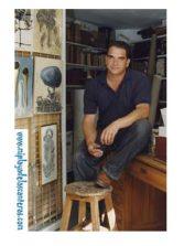 El pintor Fernando Álamo y su visión estética para Las Canteras