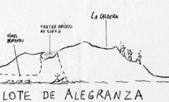 Hike across the islet of Alegranza (Lanzarote) and expedition into a volcanic sea cave