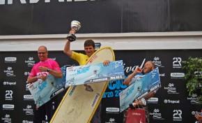 Éxito de OXBOW SURF FESTIVAL en la playa de Las Canteras