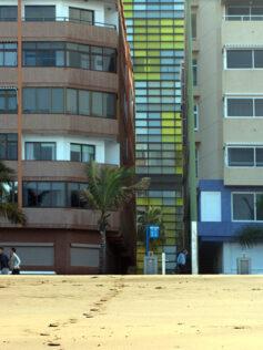 Tito, pescador. La playa necesita que le saquen arena, sobre todo de la zona de La Puntilla