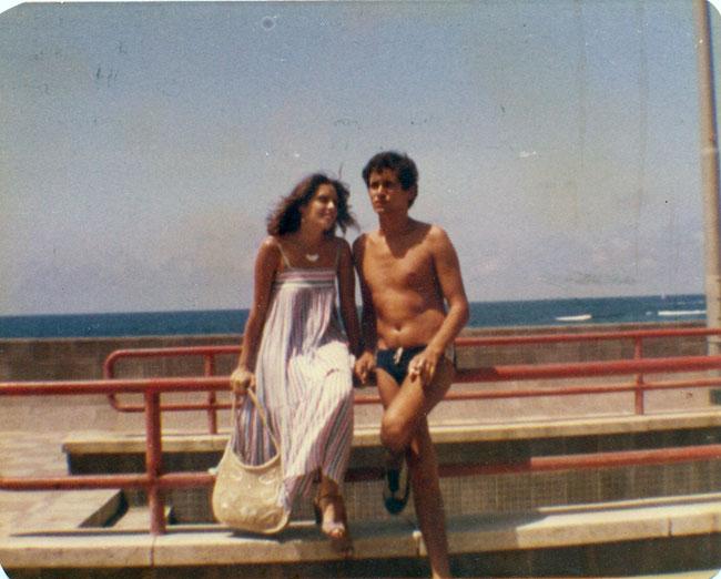 Ser player@, de la Playa de Las Canteras: Flori Gallego » Las Canteras para mi ha significado y significa un orgullo porque es parte de mi vida y de la de muchas de las personas que han vivido y viven en Gran Canaria»