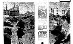 Ampliación de la Avenida de Las Canteras 1969
