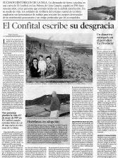 El Confital escribe su desgracia. Sucesos Históricos de la Isla ( La Provincia-DLP)