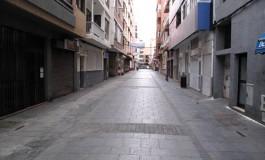 Un repaso critico a nuestras calles peatonales 2 (Calle Sargento Llagas).