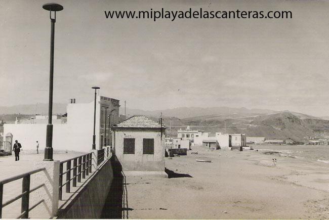 Breve historia de la iluminación de Las Canteras