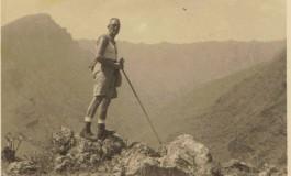 Caminata en el año 1952 con Don José Carratalá.
