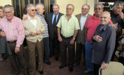 """Recuerdos en el homenaje a """"Italcable"""""""