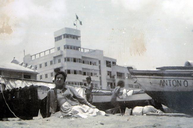 Edificios protegidos del entorno de la playa de Las Canteras 3 de 8: «Club Victoria»