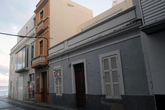Edificios protegidos del entorno de la playa de Las Canteras 8 de 8: «Conjunto de Viviendas c/ Sargento Llagas-Paseo de Las Canteras»