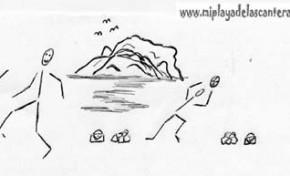 Antiguos juegos playeros(8). Fútbol en la playa y en los campos de Teso