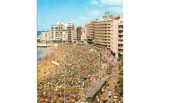 Listado de discotecas y salas de fiestas de los años 60 en la zona de la playa de Las Canteras y resto de la ciudad de Las Palmas de Gran Canaria