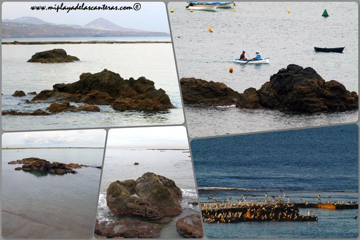 Una toponimia de la playa de Las Canteras