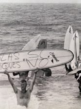 The year when the 'people' saved Las Canteras Beach