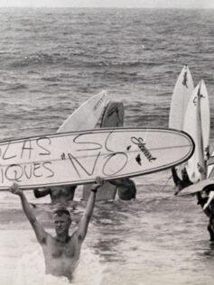 El año que el pueblo salvó a la playa de Las Canteras