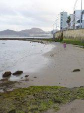 Año atípico de las mareas. Así era la playa de nuestros abuelos
