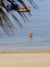 Beneficios para tu piel al bañarte en el mar