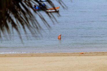 Beneficios para tu salud al bañarte en el mar
