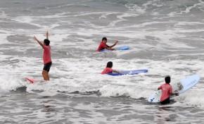 Las concesiones para las escuelas de surf de la zona de La Cicer saldrán pronto a concurso