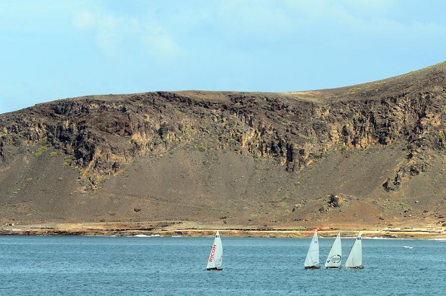 Barquillos, este sábado 2ª regata de la Liga Insular