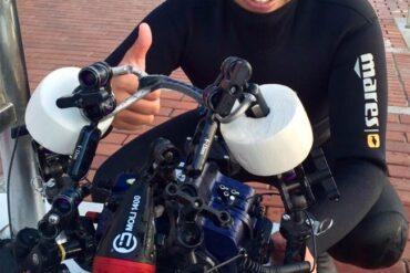 """Entrevista a Fernando Robledano """"Las Canteras es nuestro paraíso natural. Es increíble la cantidad de biodiversidad que tenemos en la playa"""""""