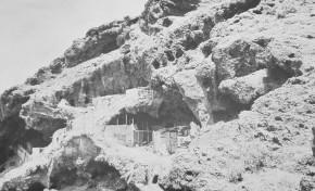 Cueva de Los Canarios en 1970