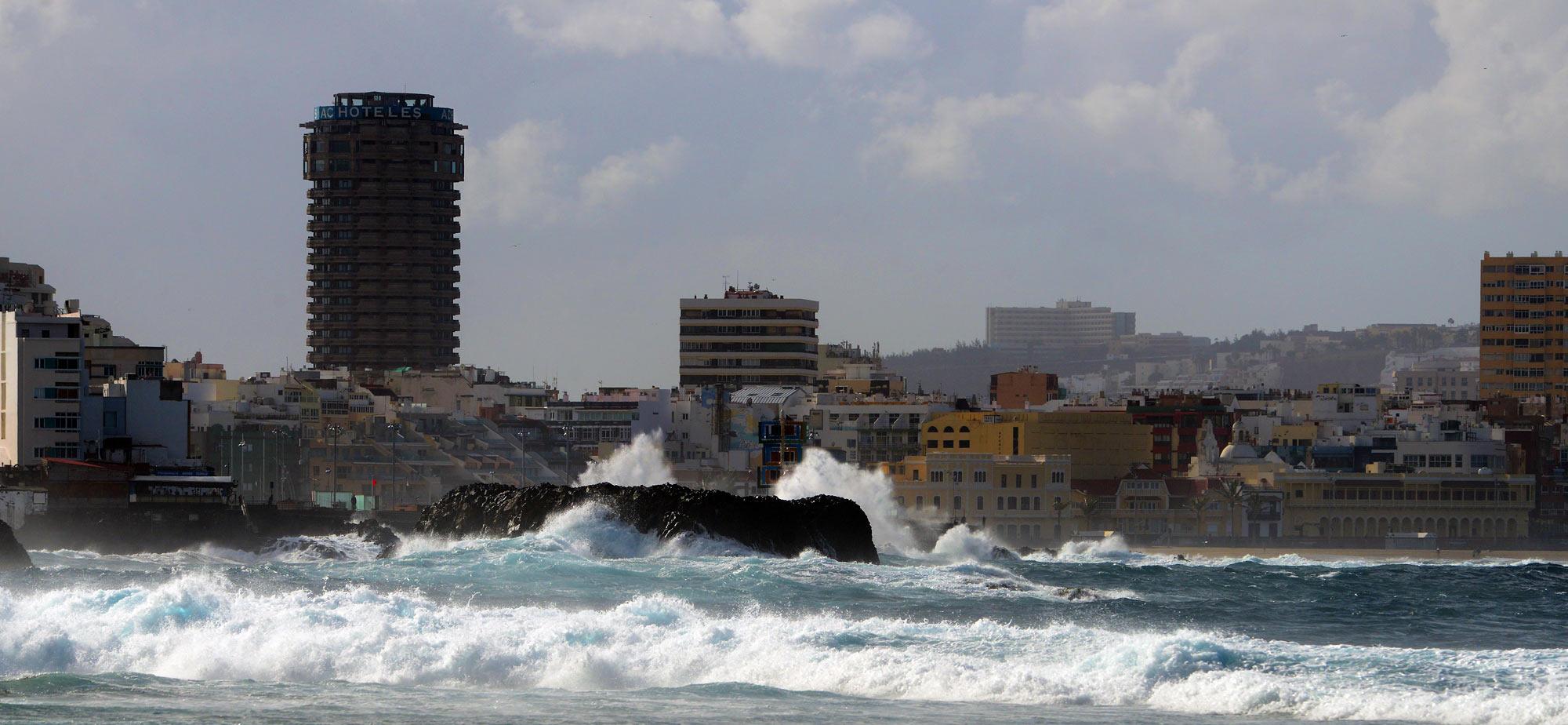 Revoltura en el Roque Cabrón