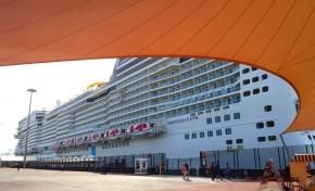 Diez cruceros este fin de semana en Las Palmas de Gran Canaria