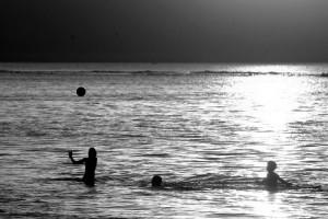 «Niñez en el arrecife»