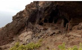 Por la inestabilidad del entorno, el Cabildo creará un área segura desde la que contemplar el yacimiento de Los Canarios, en El Confital