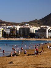 Decálogo para proteger la playa de Las Canteras
