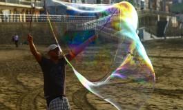 El que sueña con globos