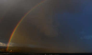Al final del arco iris, un tesoro