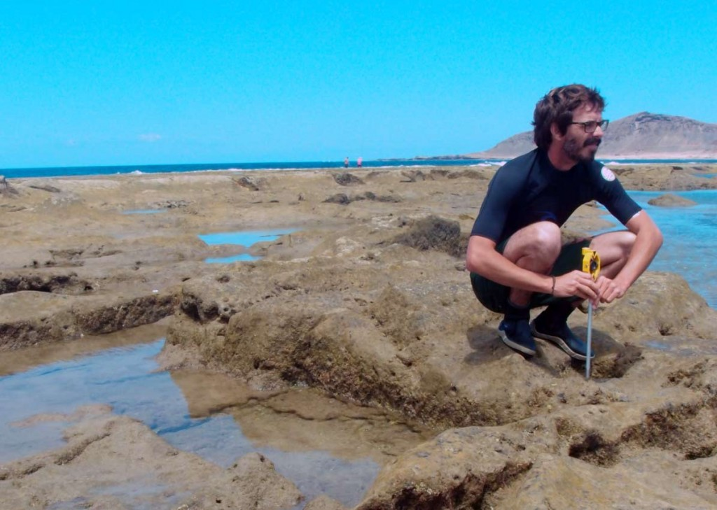 El arqueólogo José Guillén Medina sobre la Barra Grande