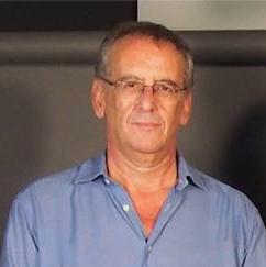 El autor, Cayetano Sánchez