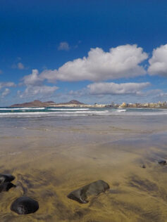 Condiciones. Tiempo. La playa hoy