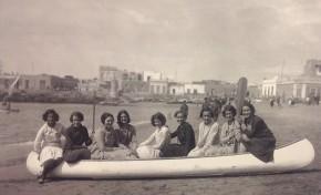 1931, un domingo en Las Canteras
