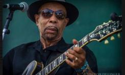 John Primer, un 'bluesman' en Las Canteras