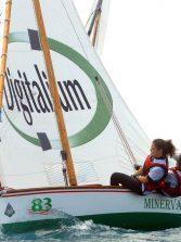 'Yacovi' lidera la Liga Insular de Barquillos de Gran Canaria