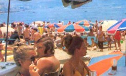 Turismo en los años 70