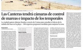 Las Canteras tendrá cámaras de control de mareas e impacto de los temporales (laprovincia.es)
