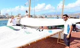 Onán Barreiros, un olímpico en el barquillo de vela latina