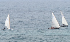 Barquillos de Vela Latina: El Cri-Ricoh domina la 4ª jornada