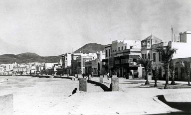 Las casonas de la calle Sagasta